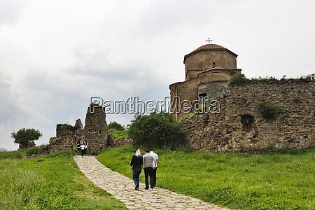 jvari monastery historical monuments of mtskheta
