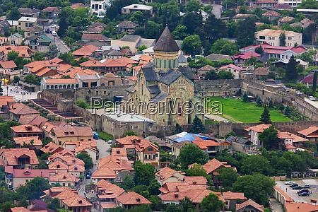 svetitskhoveli church historical monuments of mtskheta