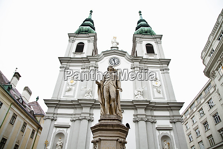 austria vienna low angle view of