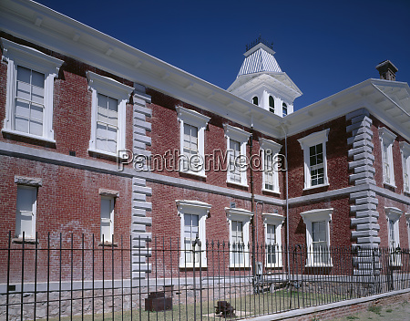 stany, zjednoczone, arizona, tombstone, tombstone, courthouse, state, historic, park, cochise - 27821732