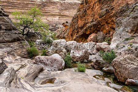rock formations at clear creek grand
