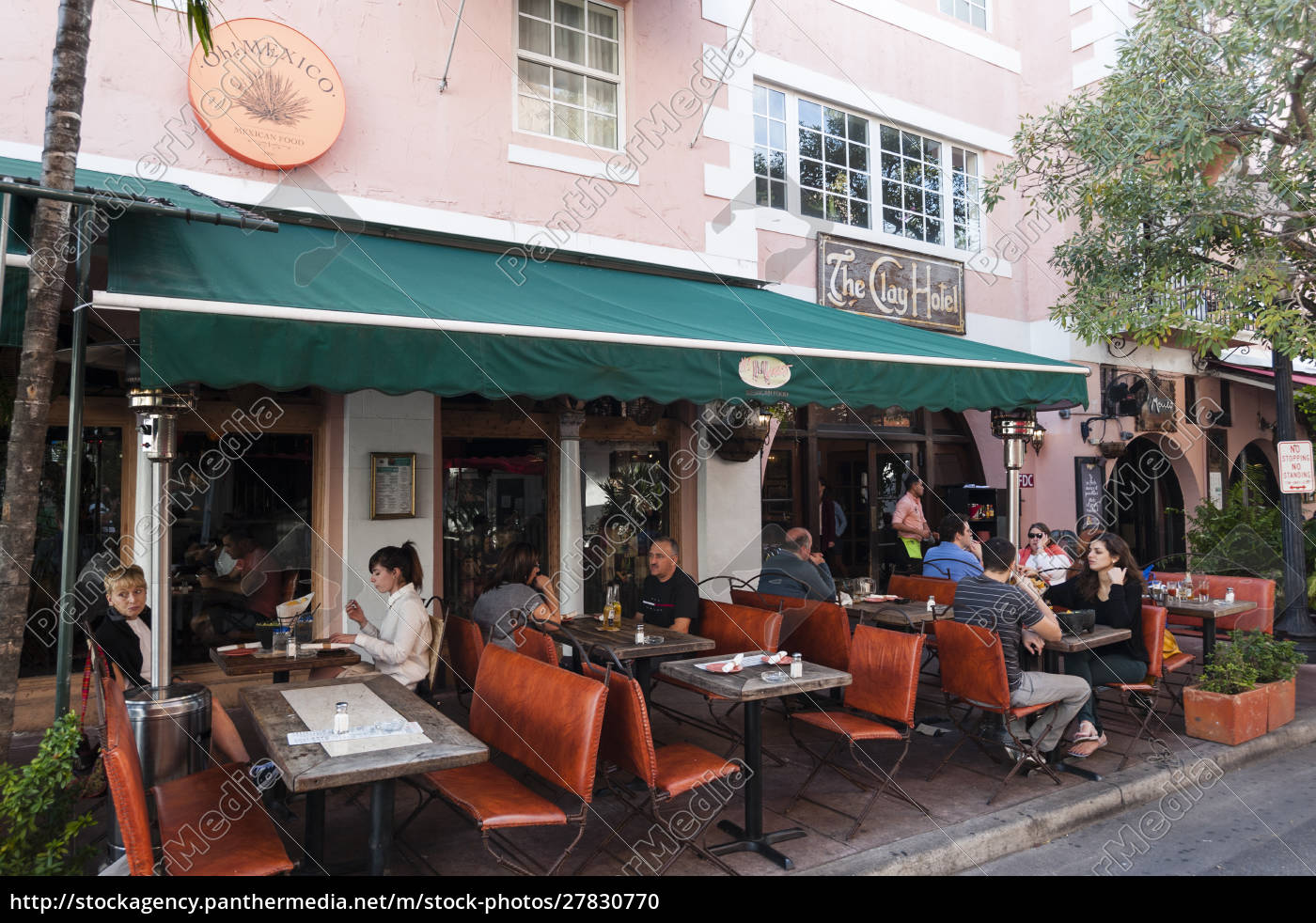 outdoor, cafe, in, espanola, way, , south - 27830770