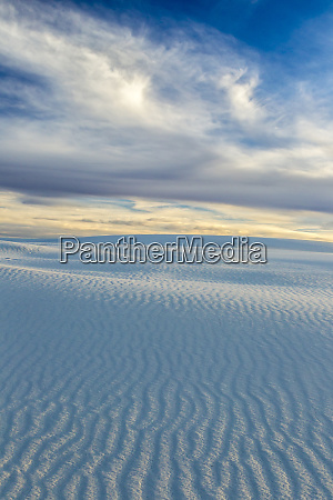 usa new mexico white sands national