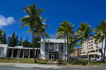 noumea capital of new caledonia melanesia