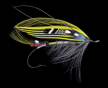 atlantic, salmon, fly, designs, 'ray, mead' - 27888041
