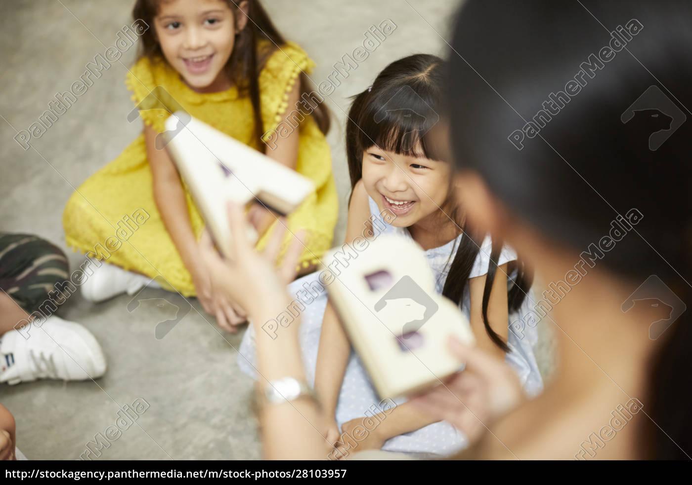 Życie, szkolne, dla, dzieci, w, wieku - 28103957