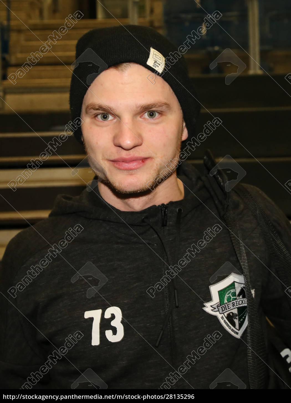 niemiecki, piłkarz, ręczny, timo, kastening, tsv, hannover-burgdorf - 28135296