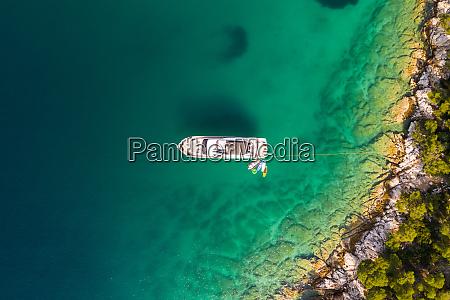 widok z lotu ptaka na limenaria
