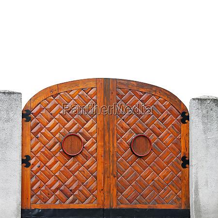 drzwi odizolowane