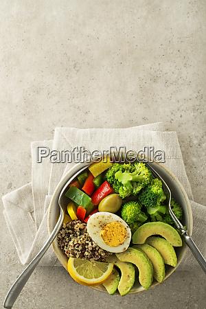 dania salatkowe