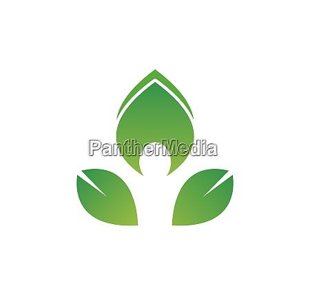 zdrowe zycie wektor szablonu logo medycznego