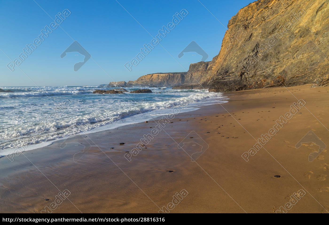 atlantic, isolated, beach - 28816316