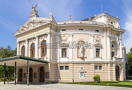 opera, lublana, (słoweński, narodowy, teatr, opery - 28837301