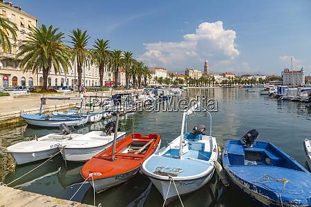 split harbour z katedra saint domnius