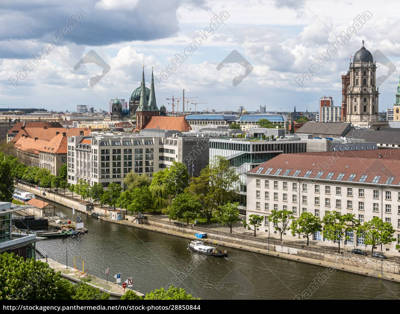 centrum, berlina, berlin-mitte, niemcy - 28850844