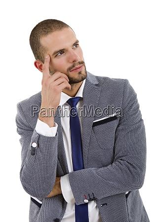 czlowiek biznesu