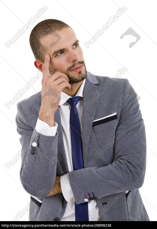 człowiek, biznesu - 28898238