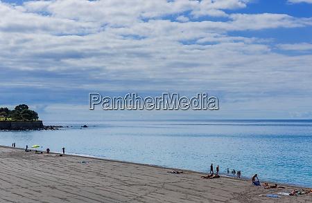 piasek, plażowy, w:, agua, de, pau - 28934531
