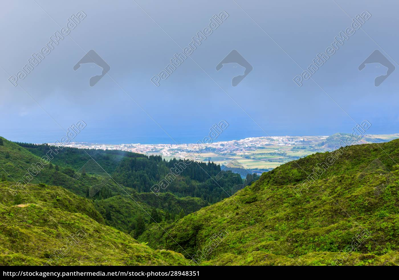beautiful, landscape, in, azores - 28948351