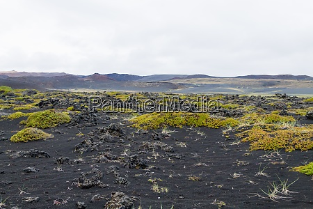 iceland, landscape, near, hverfell, volcano, , iceland - 28952318