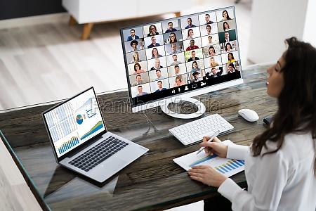 wideokonferencji online