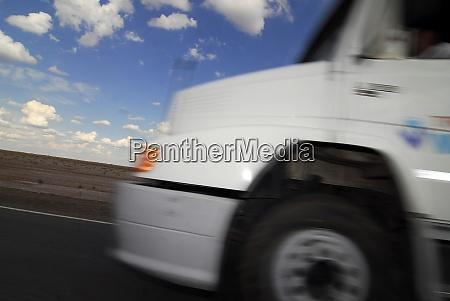 ruchu samochodowego i drogowego w argentynie