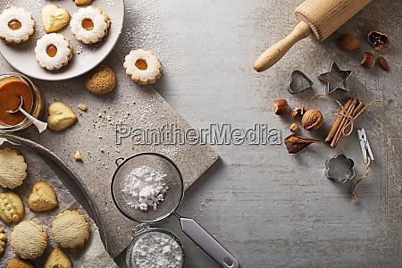 pieczenie ciastek