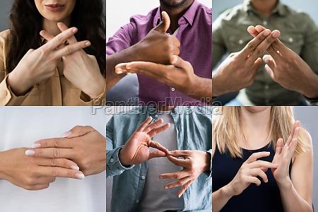 dorosli ucza sie jezyka migowego dla