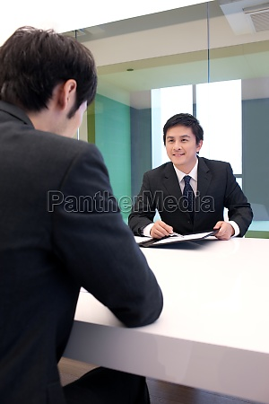 wywiad z ludzmi biznesu