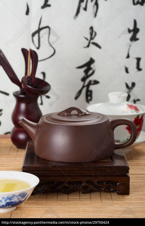 chińska, kultura, herbaty - 29750424