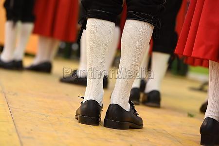 Öffentliche, aufführung, traditioneller, österreichischer, volkstänze, beim - 29871489