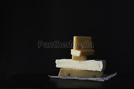 stos, różnych, serów - 29890786