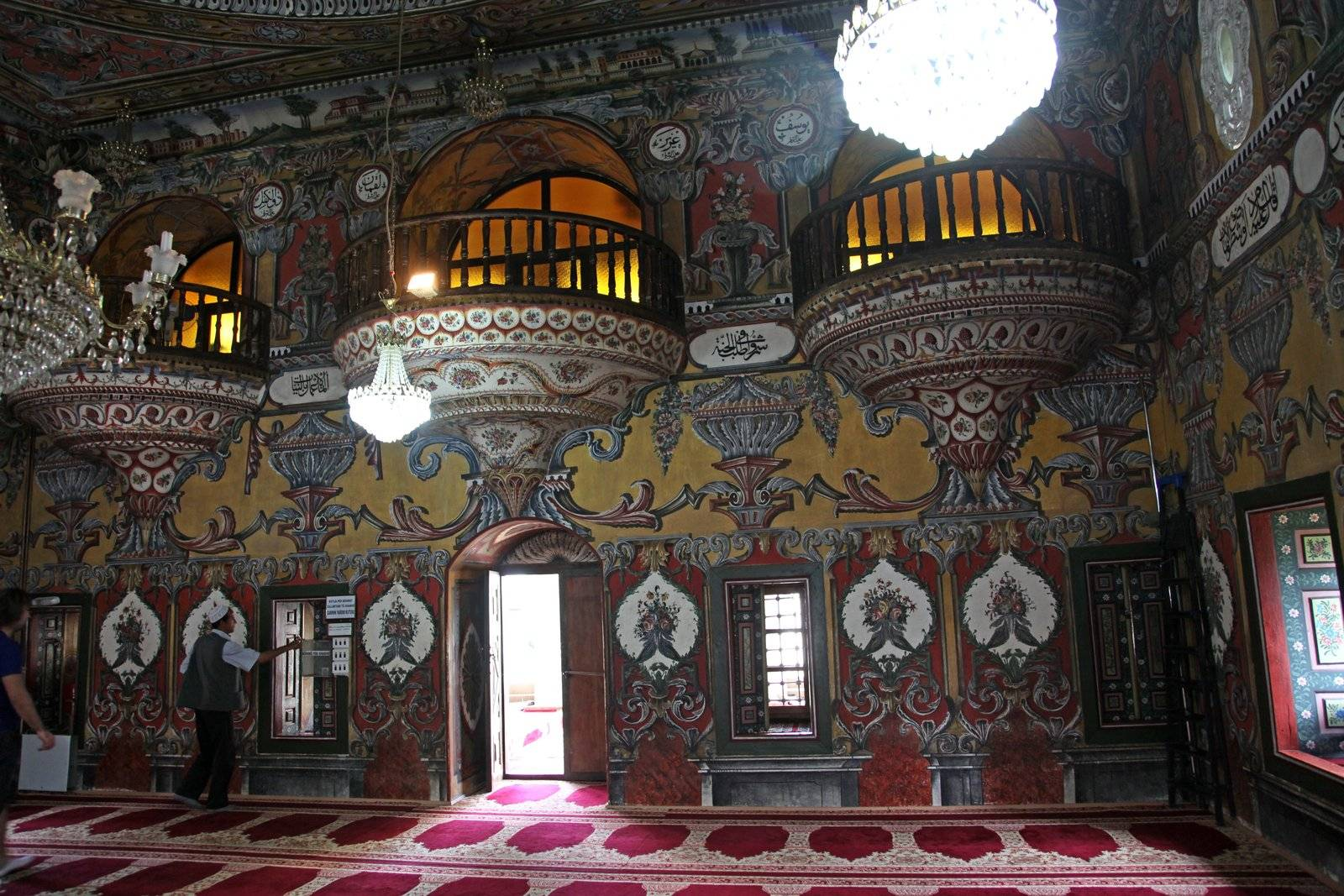 aladza, allah, arabic, balkans, baroque, city - D13123296