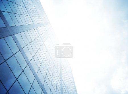 niebieski, tłó, tła, perspektywy, Widok, projekt - B12753549