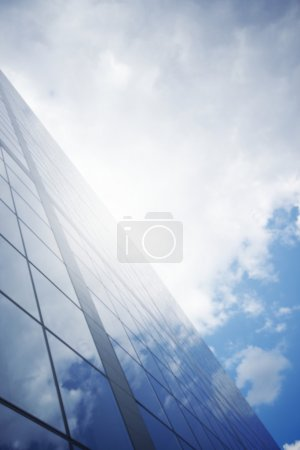 niebieski, tłó, tła, perspektywy, Widok, projekt - B12753492