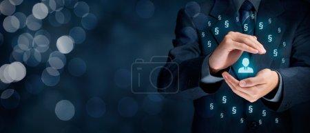 Kontekst, biznes, osoba, Jeden, ludzie, samiec - B108368960
