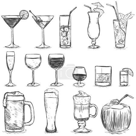paskowych, Wektor, z dnia, ilustracja, projekt, zestaw - B57167517