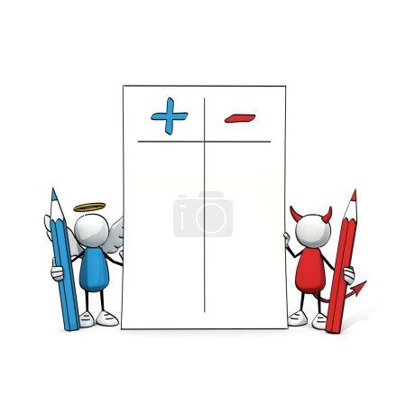 red, biały, niebieski, ilustracja, osoba, ludzko - B78213374